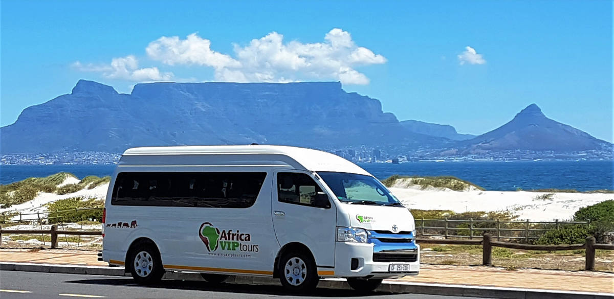 Africa VIP Tours - Bus