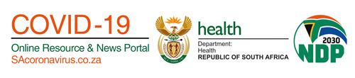 Covid 19 Logo Government website link